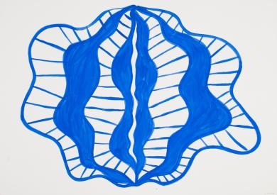 blue paintings dec_1109